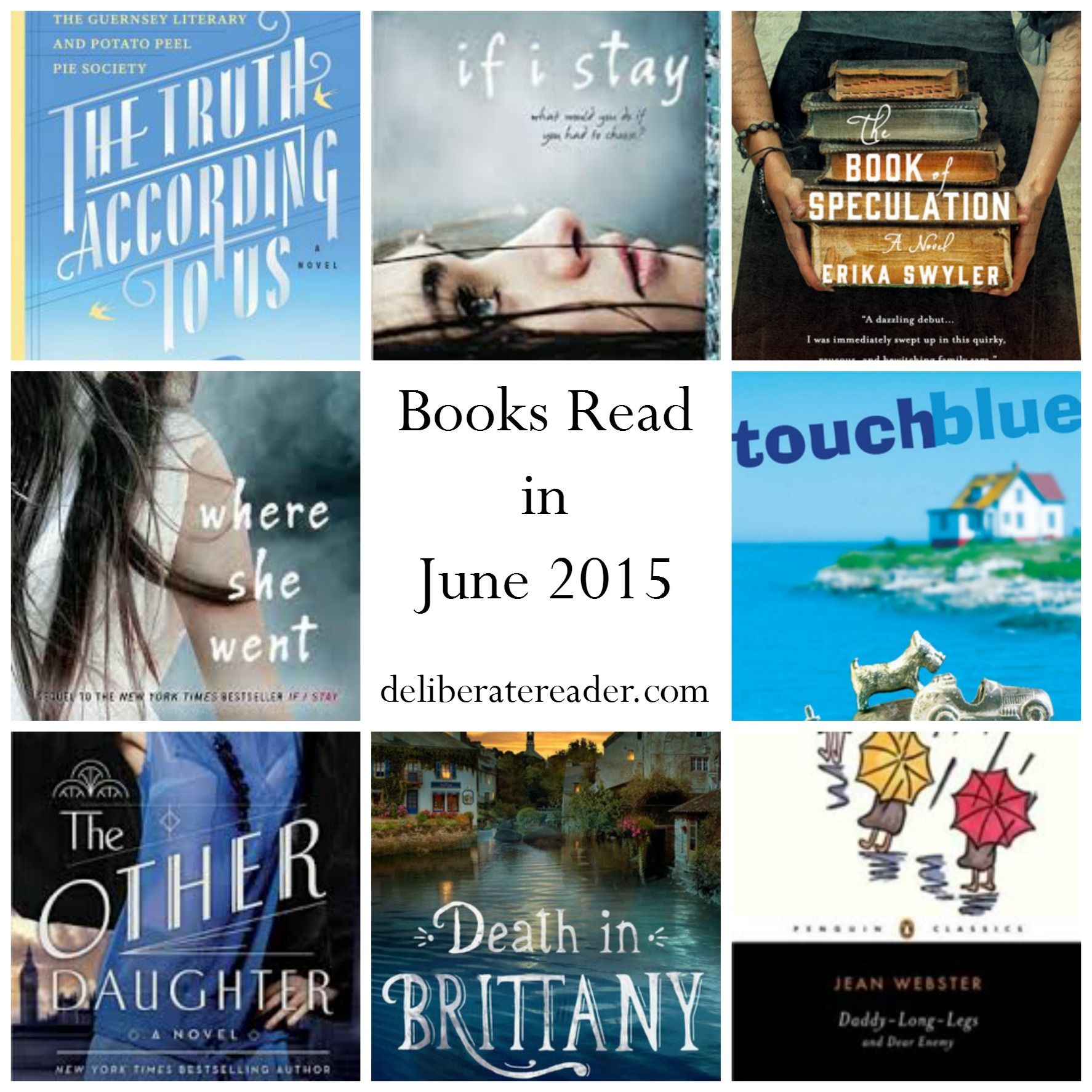 Books Read in June 2015