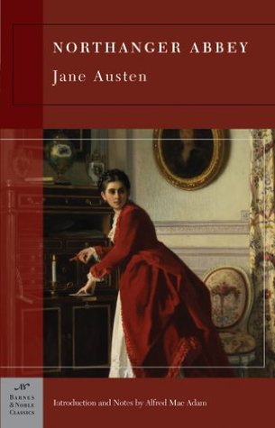Cover of Northanger Abbey