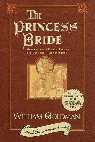 The Princess Bride 1998 25th Anniversary Hardcover