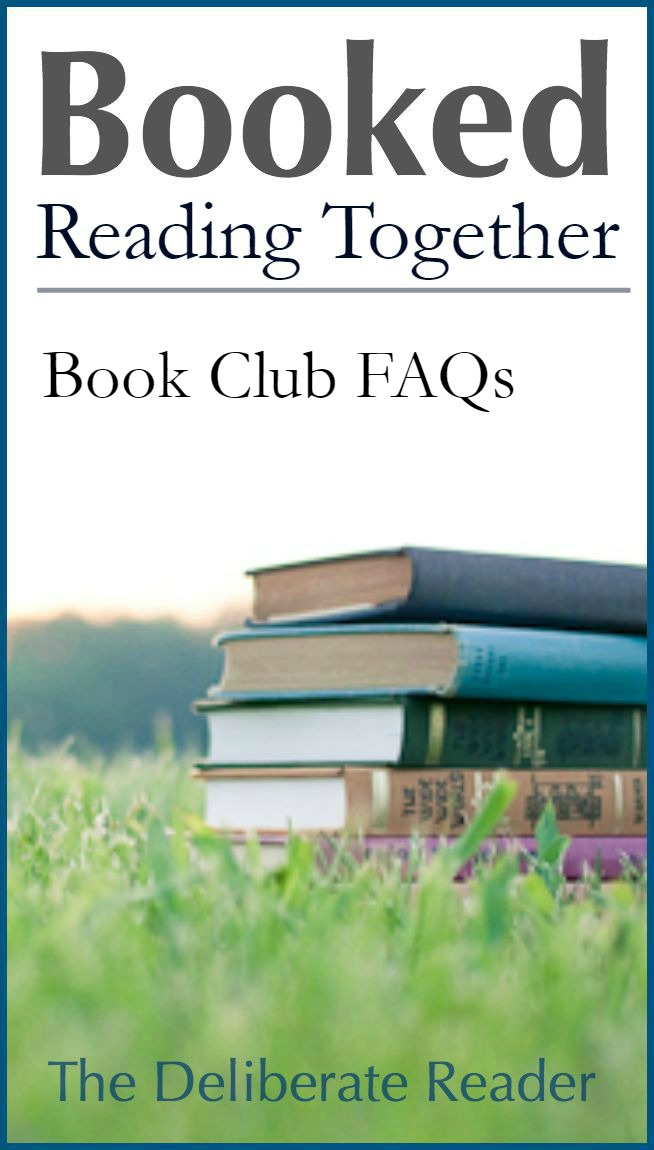 Booked {Reading Together} | Book Club FAQs