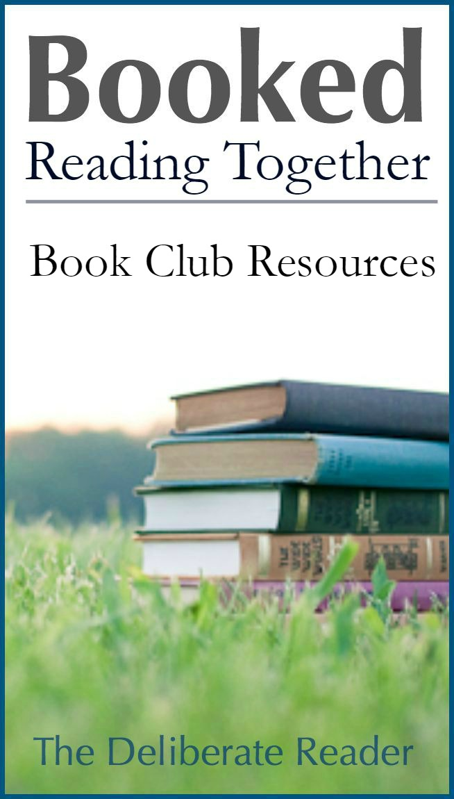 Booked {Reading Together} | Book Club Resources