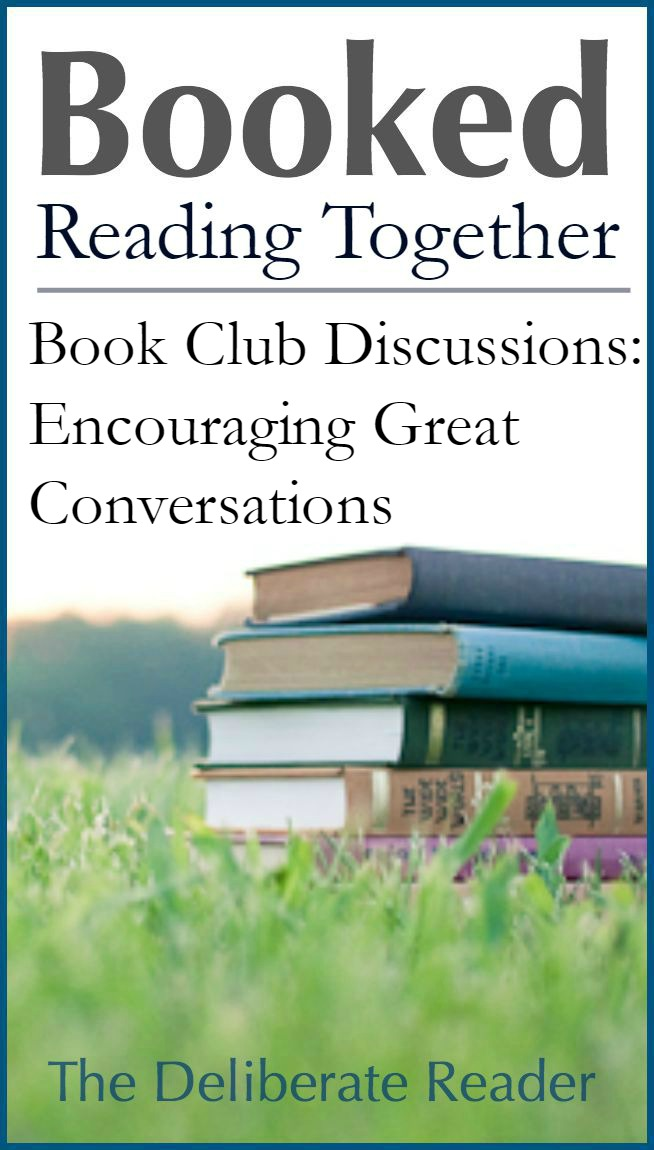 Booked {Reading Together} | Discussions
