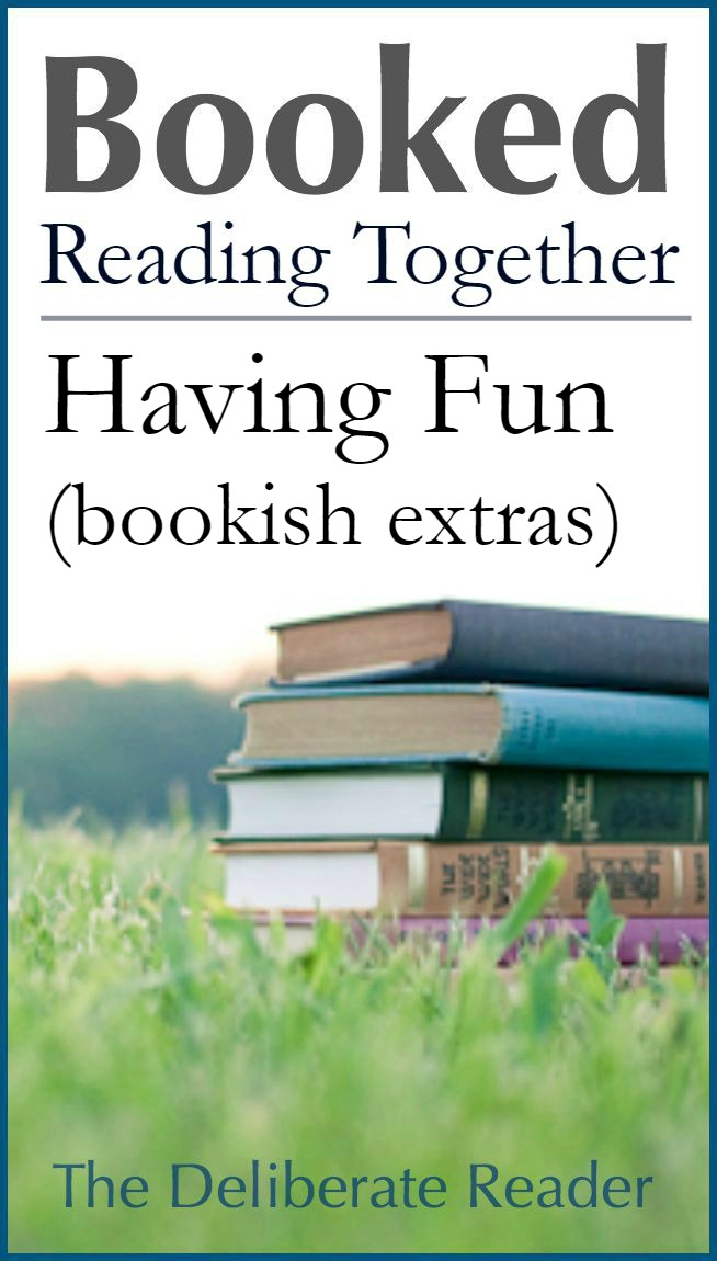 Booked Having Fun Bookish Extras