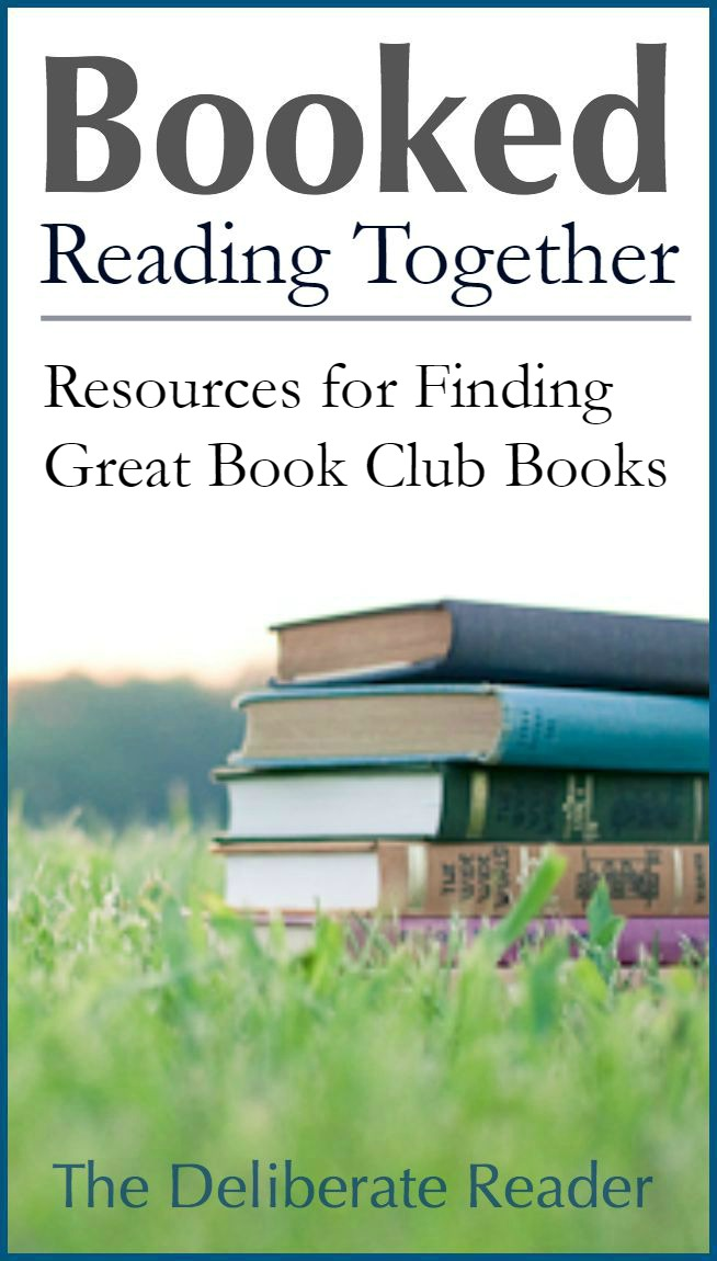 Booked {Reading Together} | Resources for Finding Great Book Club Books