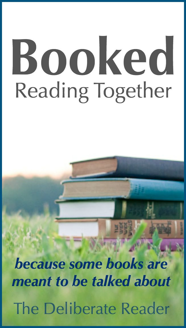 Booked {Reading Together} | Series Landing Page