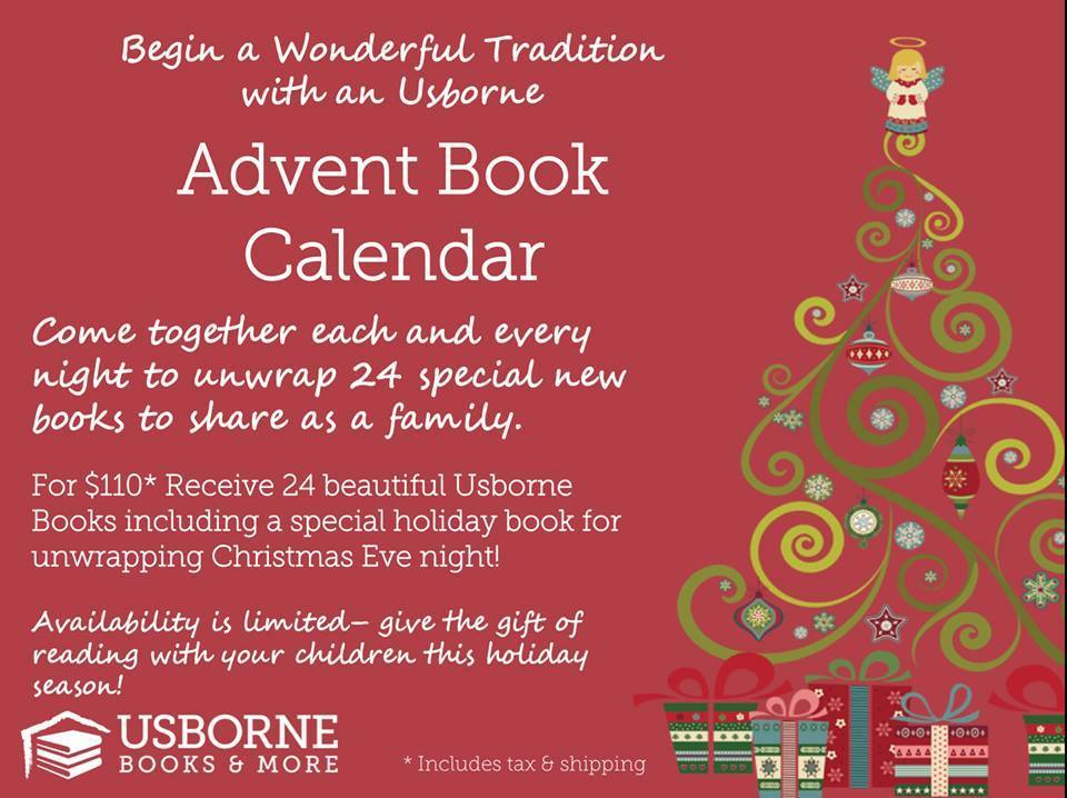 Advent Book-a-Day