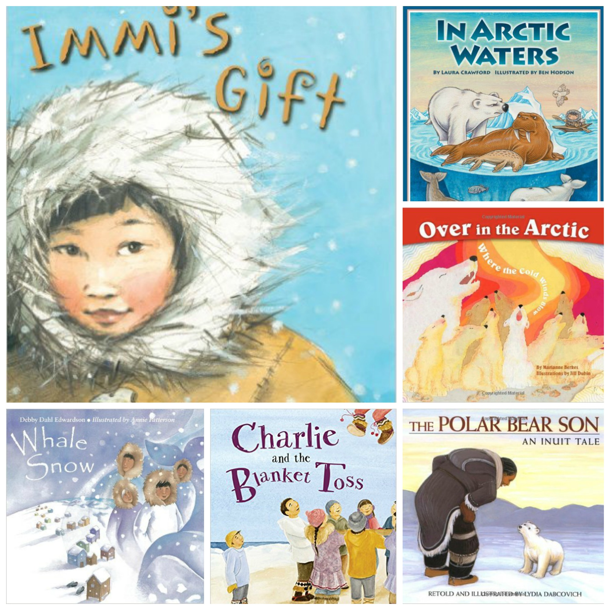 Arctic Picture Books