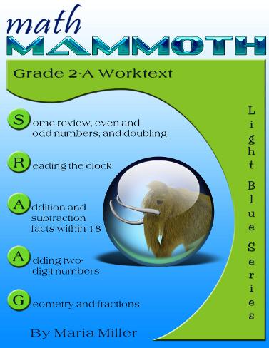 Math Mammoth 2A