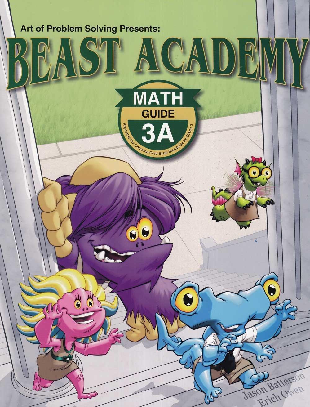 Beast Academy 3A