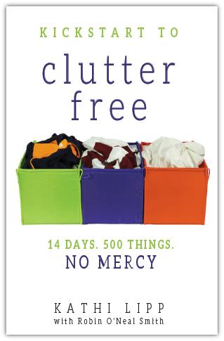Kickstart to Clutter Free
