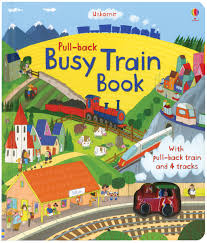 Busy Train book