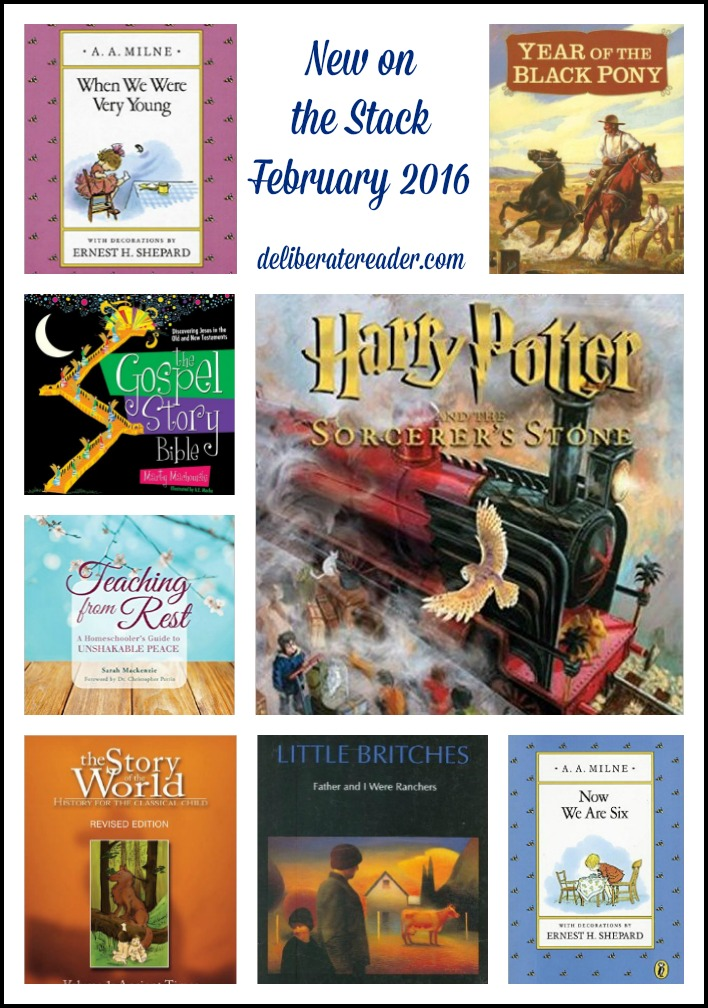 New on the Stack February 2016