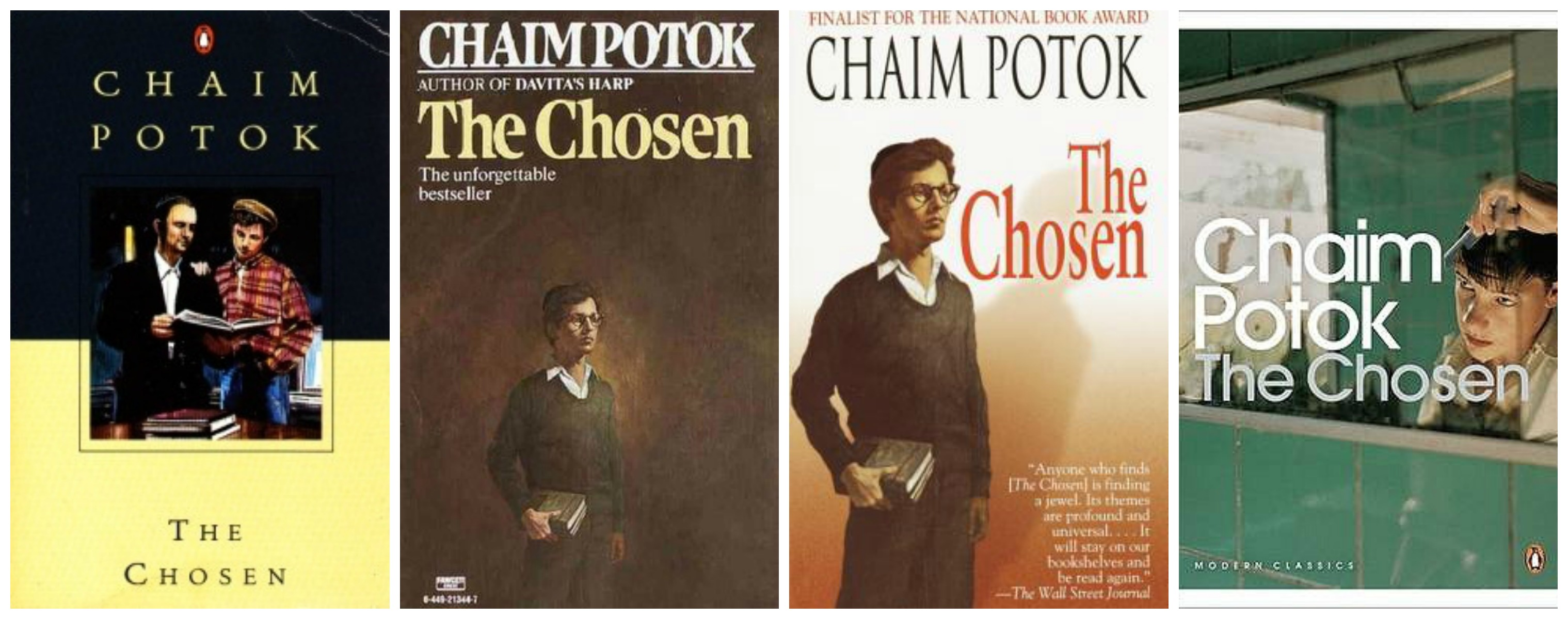 Essay: Opening and Closing. The Chosen by Chaim Potok?