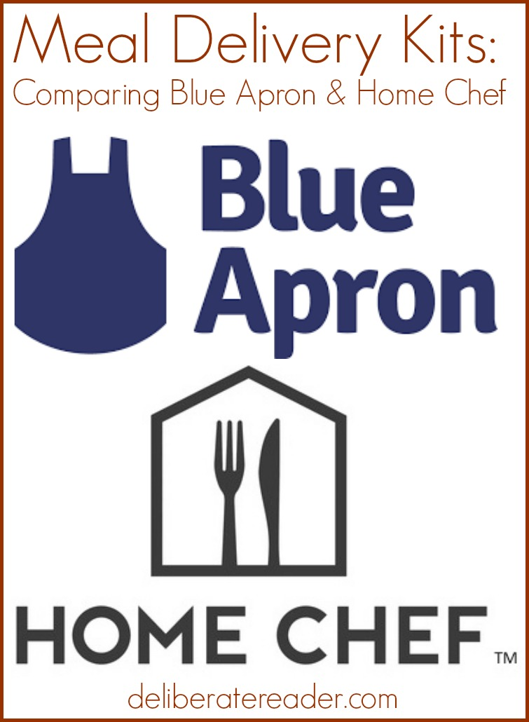 Blue Apron vs Home Chef