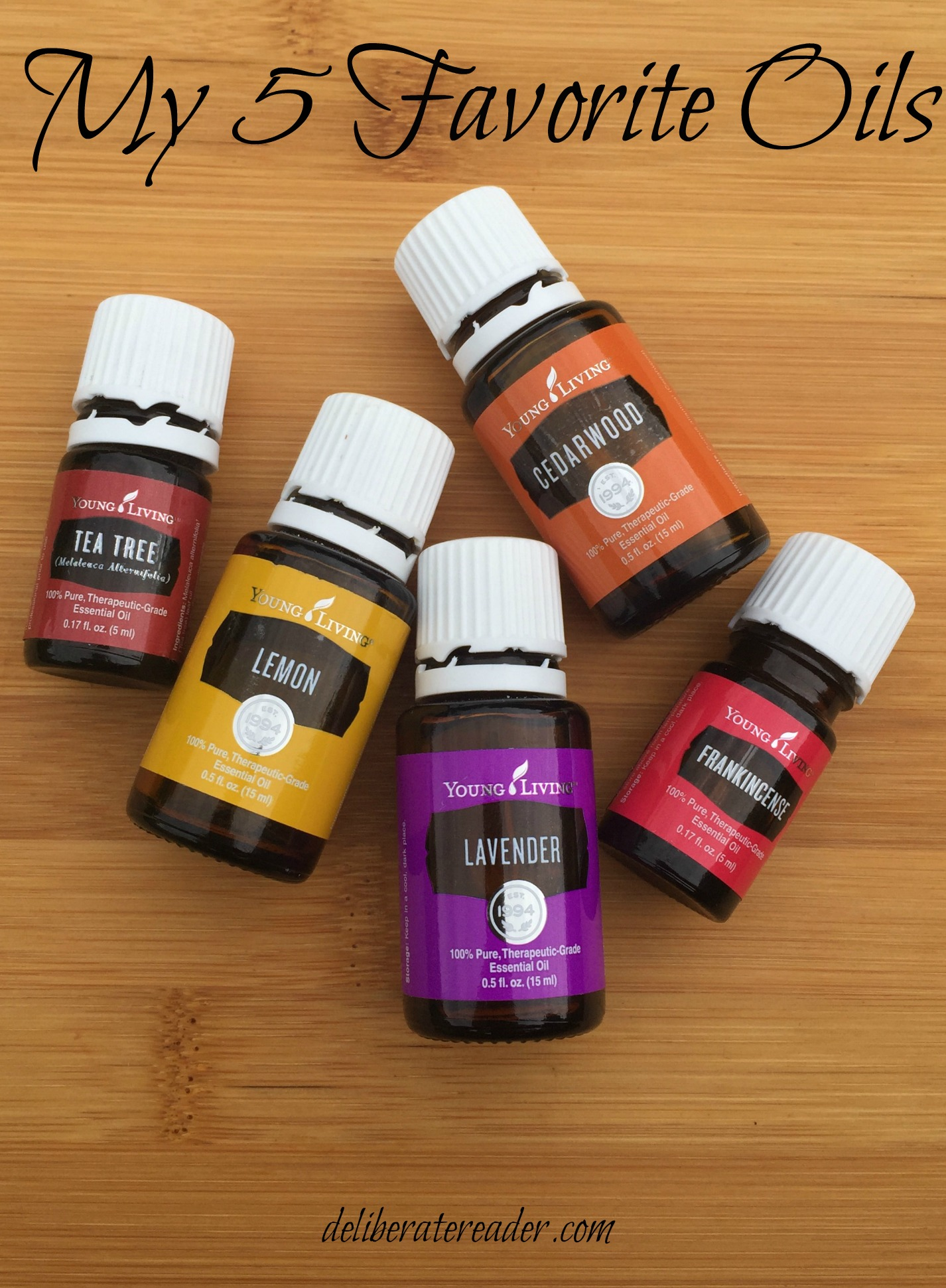 My 5 Favorite Oils | Favorite Single Oils