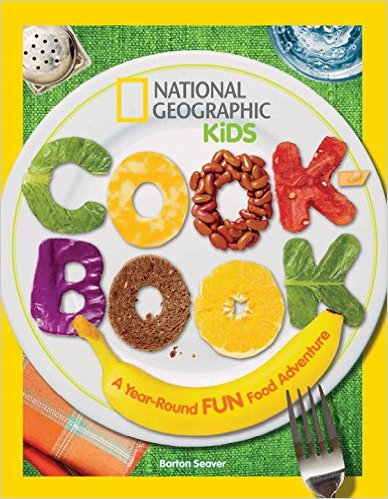 National Geographic Kids Cook Book