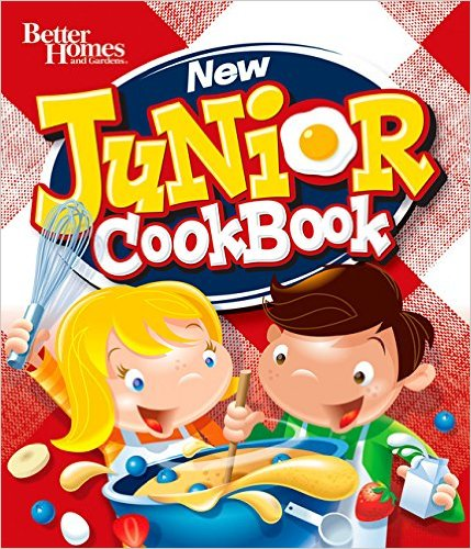 New Junior Cookbook