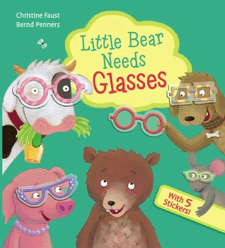Little Bear Needs Glasses