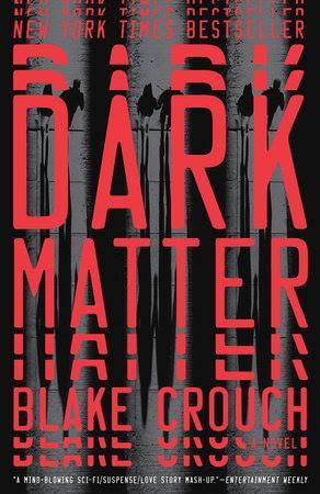Dark Matter American paperback cover