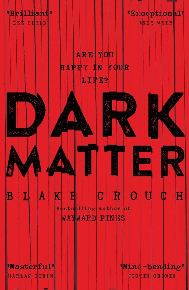 Dark Matter Australian cover