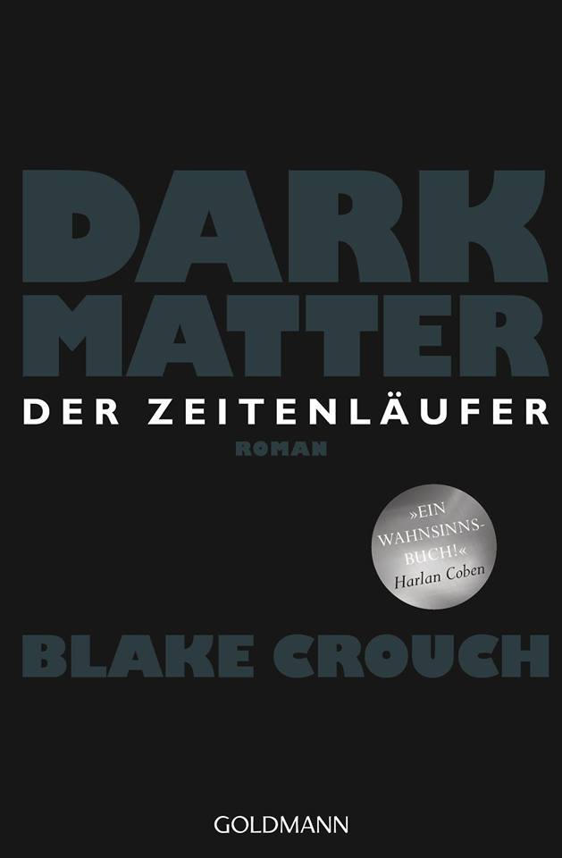 Dark Matter German cover