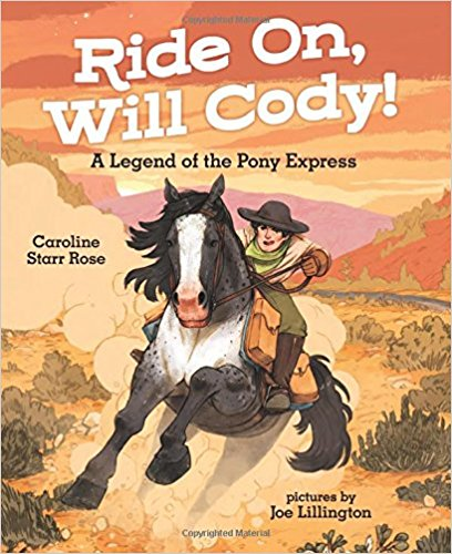 Cover of Ride on, Will Cody!