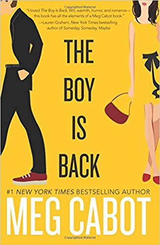The Boy is Back cover