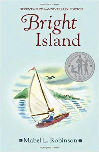 Bright Island cover