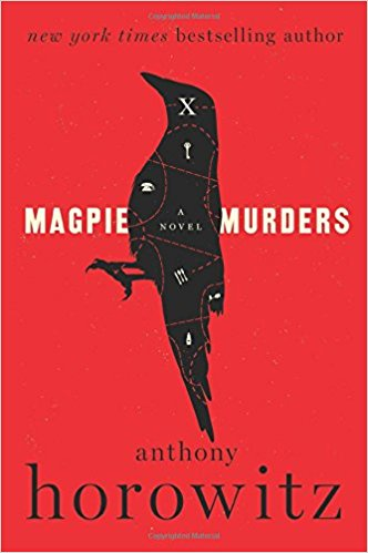 Magpie Murders cover
