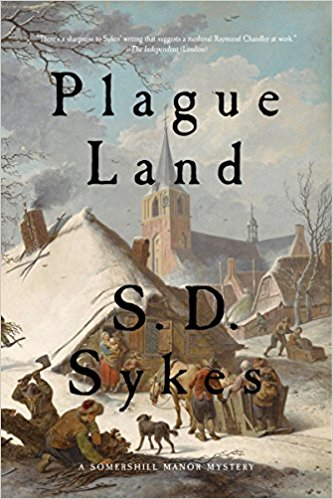 Plague Land cover