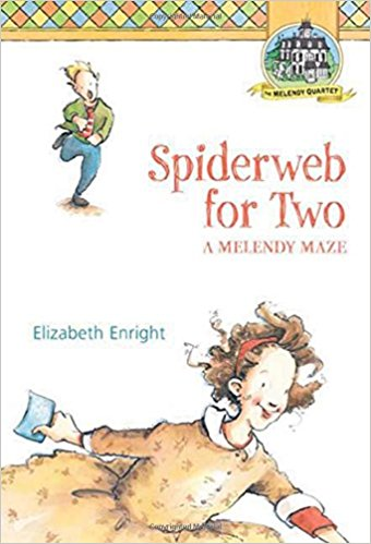 Spiderweb for Two cover