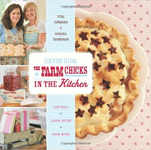 The Farm Chicks in the Kitchen cover