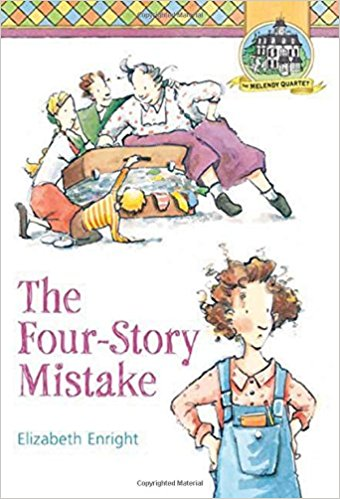 The Four-Story Mistake cover
