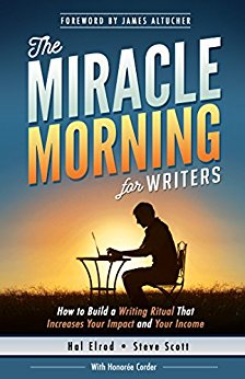 The Miracle Morning for Writers cover