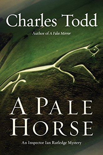 A Pale Horse cover