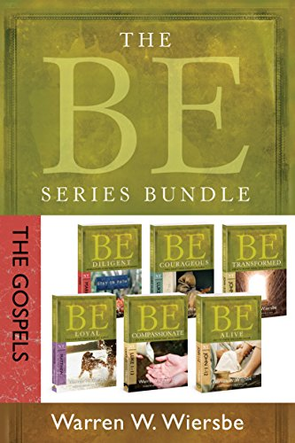 BE Series Bundle covers