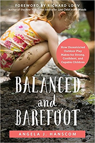 Balanced and Barefoot cover