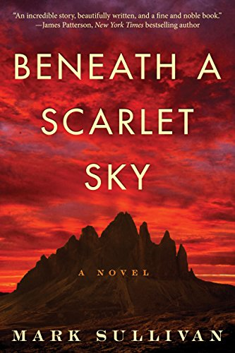 Cover of Beneath a Scarlet Sky