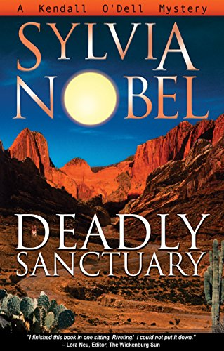 Cover for Deadly Sanctuary