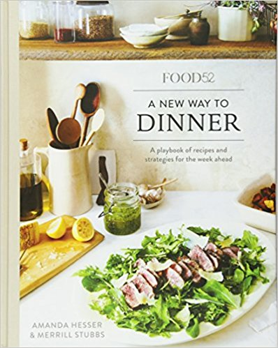 Food52 A New Way to Dinner cover