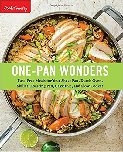 One-Pan Wonders cover