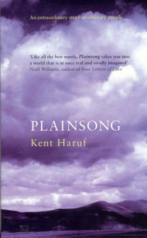 Cover image for Plainsong by Kent Haruf