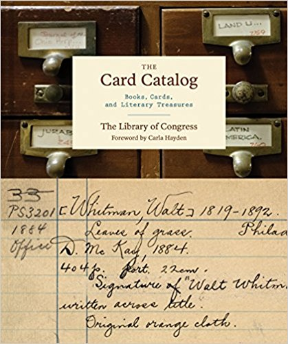 The Card Catalog cover