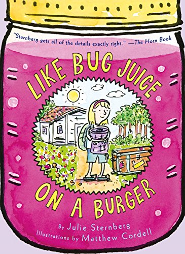 Cover of Like Bug Juice on a Burger