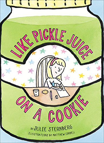 Cover of Like Pickle Juice on a Cookie