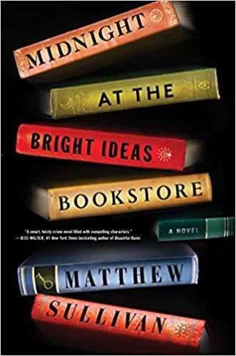 Cover of Midnight at the Bright Idea Bookstore