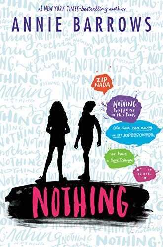 Cover of Nothing by Annie Barrows