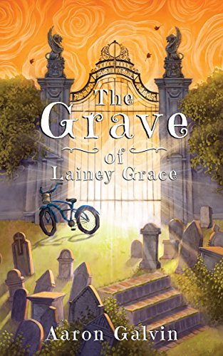 Cover of The Grave of Lainey Grace