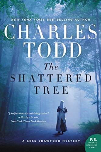 Cover of The Shattered Tree by Charles Todd