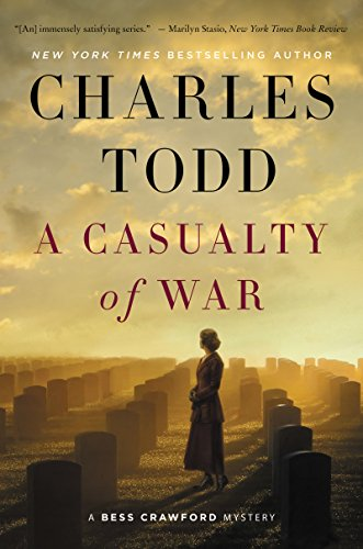 A Casualty of War cover